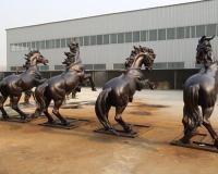 動物造型雕塑
