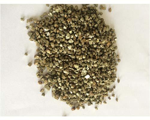 蘇州金黃色錫鈦合金砂(耐磨地坪專用)