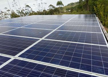 分布式光伏發電系統解決方案
