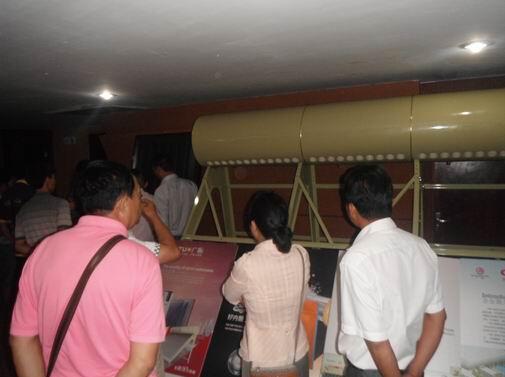 新型太陽能熱水器