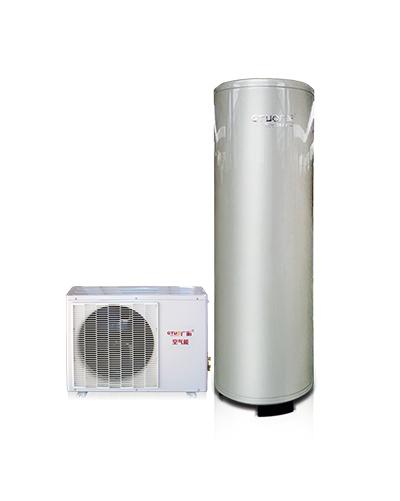 廣拓空氣能熱水器