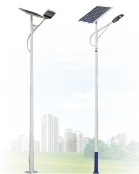 6M/30W太陽能路燈