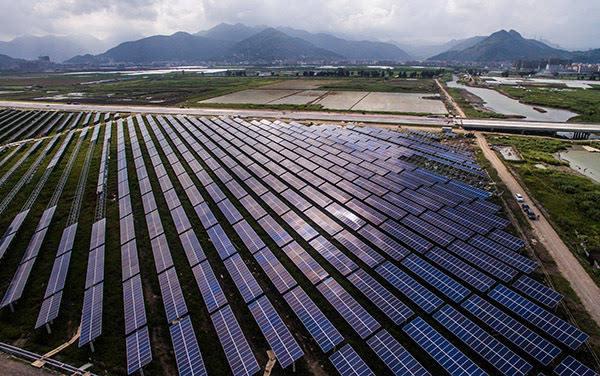 南寧太陽能光伏發電
