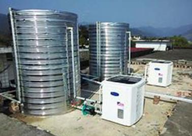 靈川中學熱水工程