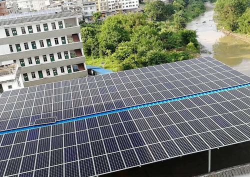 屋頂分布式電站