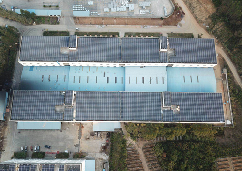 金秀瑤族自治縣1.2MW光伏發電扶貧項目