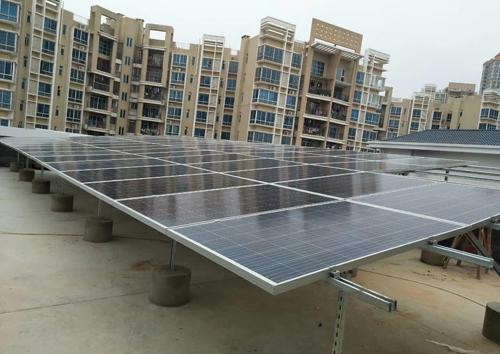 南寧太陽能光伏發電系統