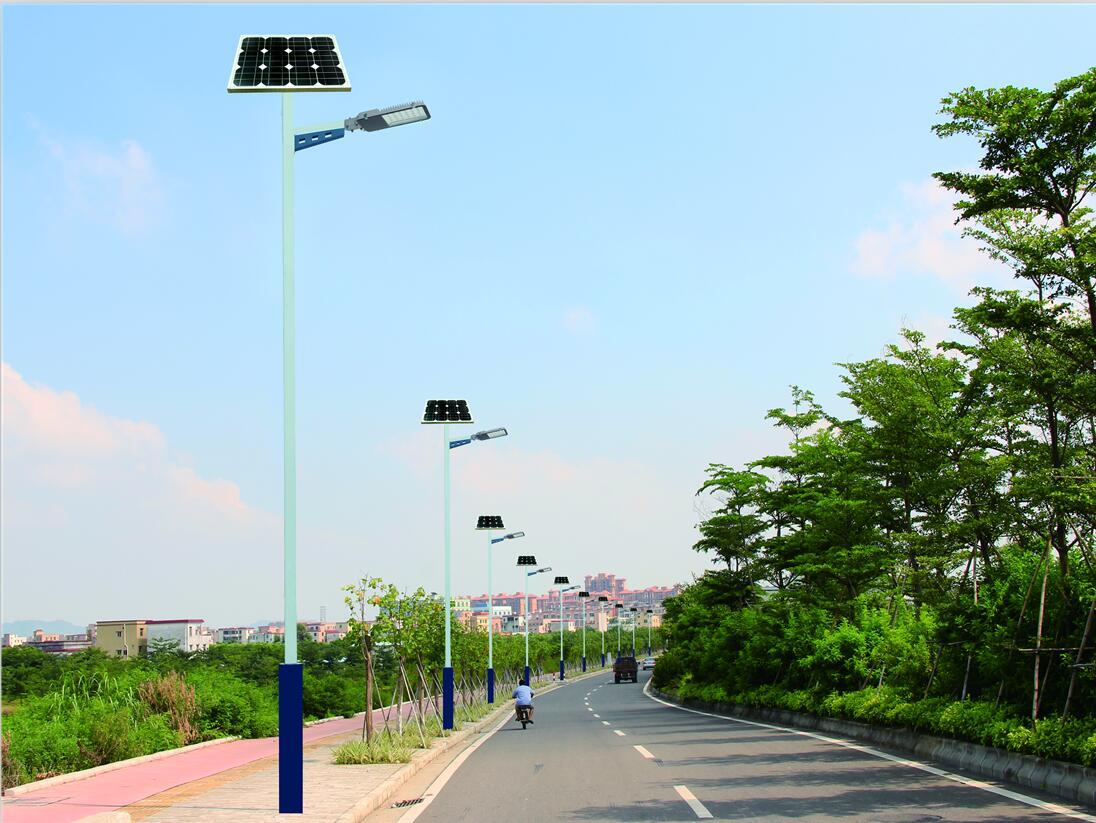 新農村太陽能路燈價格