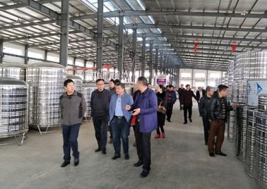 熱烈歡迎桂林市各縣扶貧辦領導蒞臨我司考察、指導!