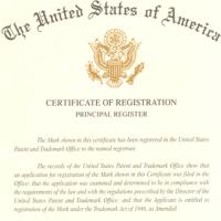注冊美國商標