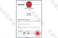 森帕銳 SENPARUI 12類注冊證