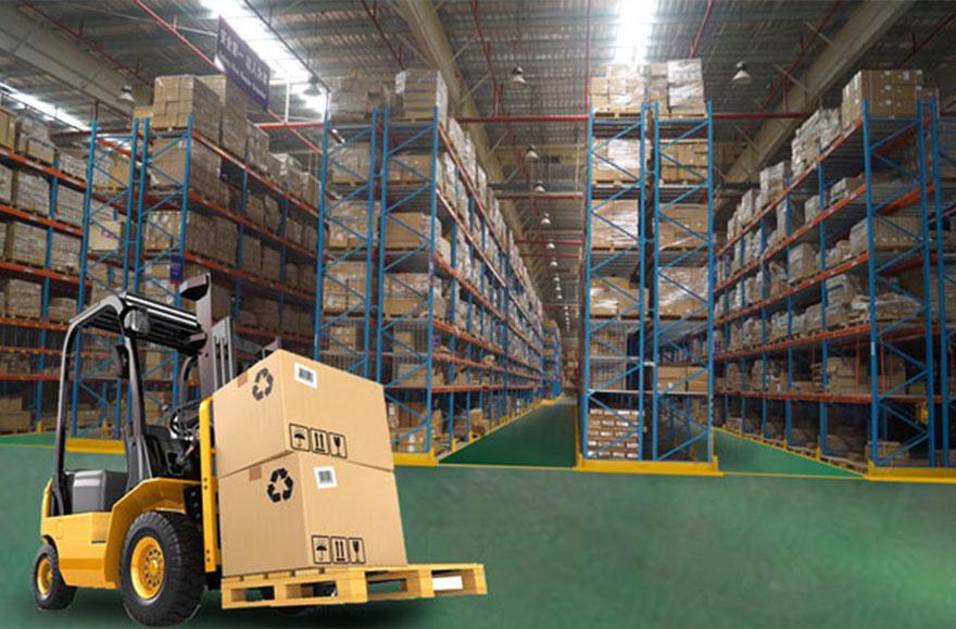 倉儲物流稱重系統解決方案