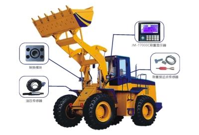 北京JM-T7000C智能裝載機秤