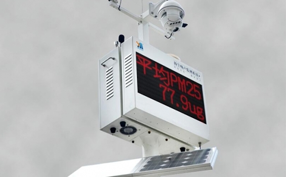 JM揚塵在線監測系統