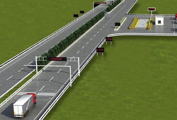 公路計重系統解決方案