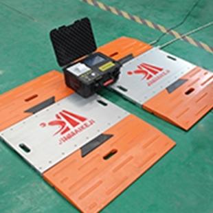 今邁衡器-便攜式靜動態汽車測重儀