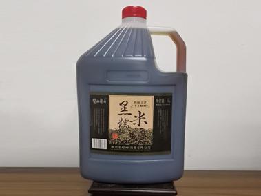 黑糯米酒5L