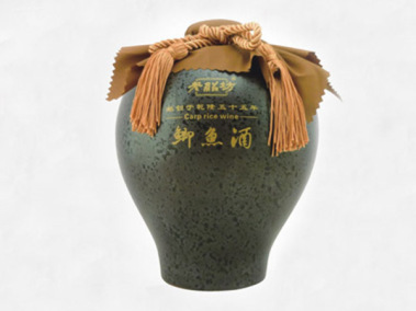 老紹坊鯽魚酒13度1.5L