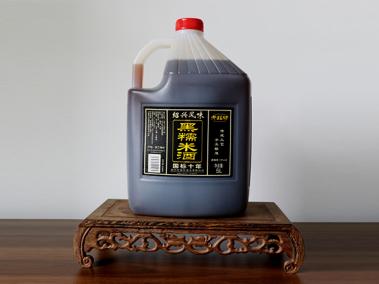 黑糯米酒國標八年5L