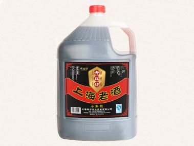 老紹坊上海老酒國標十年陳5L