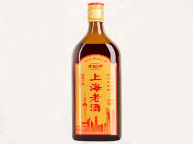 老紹坊上海老酒國標十年紅標500ml