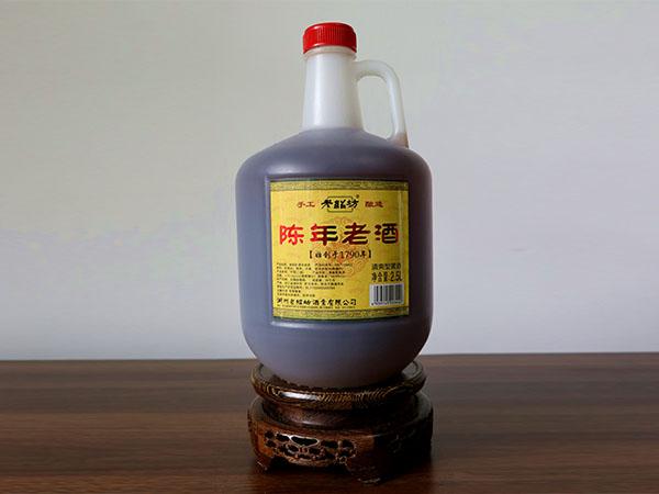 陳年老酒2.5L