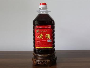 老紹坊黃酒國標5年2.4L