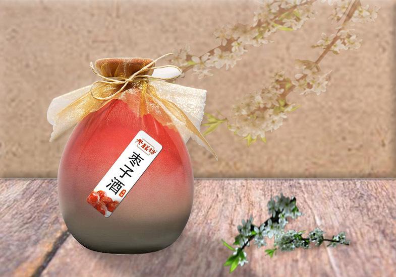 上海棗子黃酒