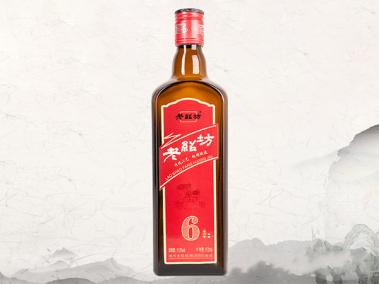 老紹坊黃酒金六年