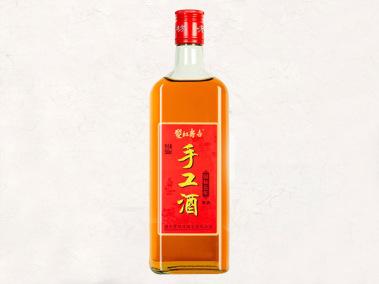 雙紅壽喜手工酒國標五年