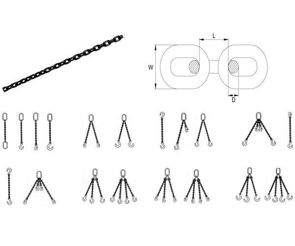 吊裝圓環鏈