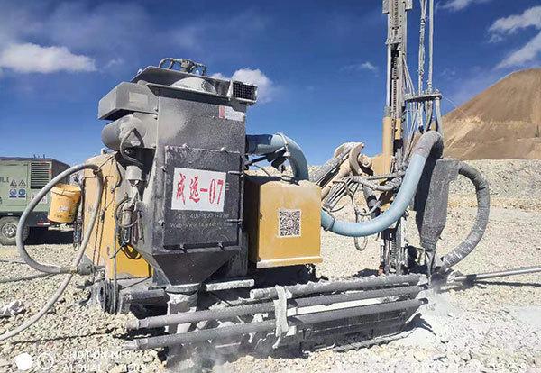 液压钻机(泰业TY370)
