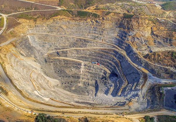 矿山施工总承包