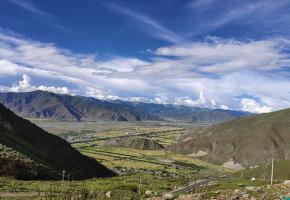 西藏甲玛铜矿