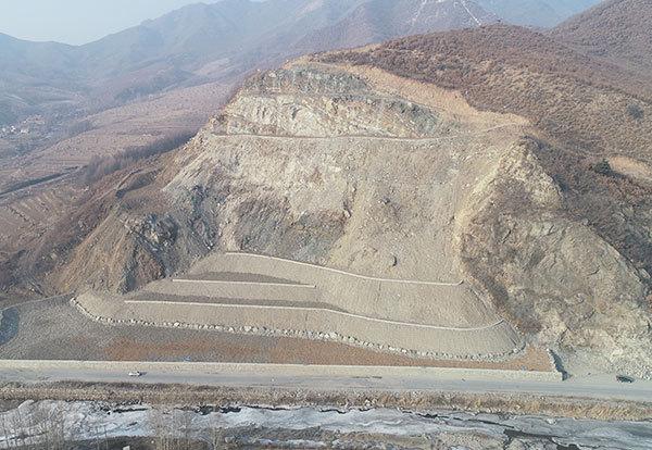 辽阳县甜水满足自治乡地质灾害治理工程
