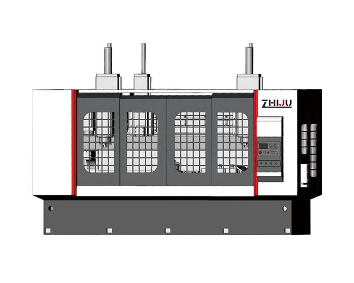 ZJLC80-132智能端盖加工设备