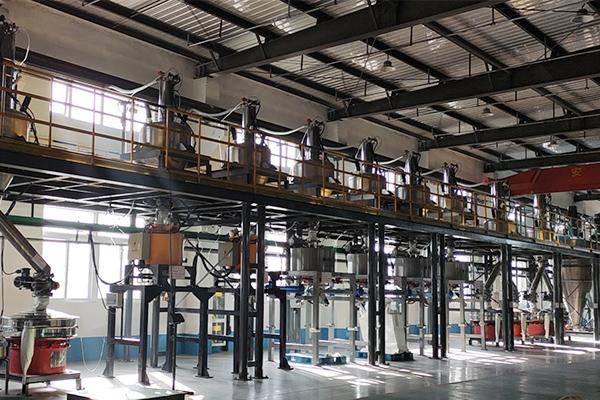 气力输送生产线供应厂家