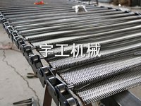 不锈钢网带输送机