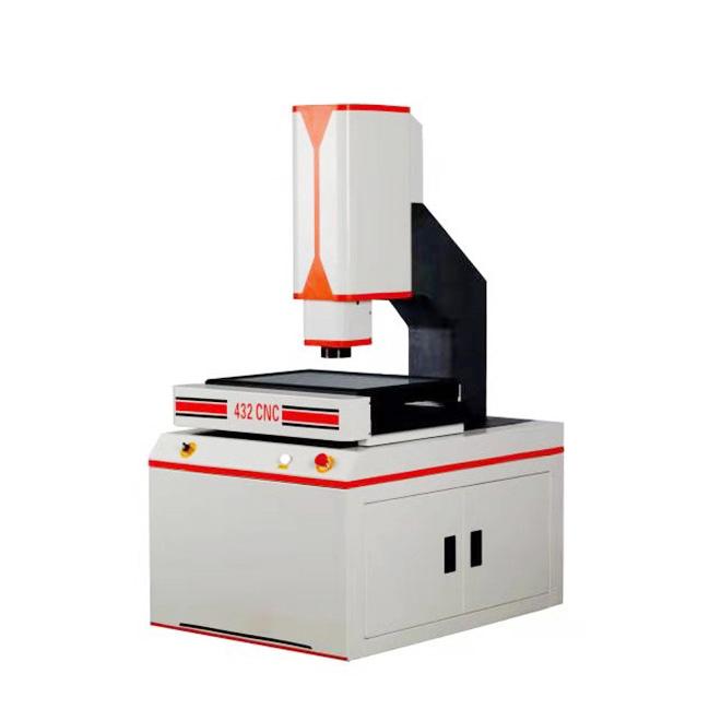 二次元影像測量儀使用過程中要注意維護和保養