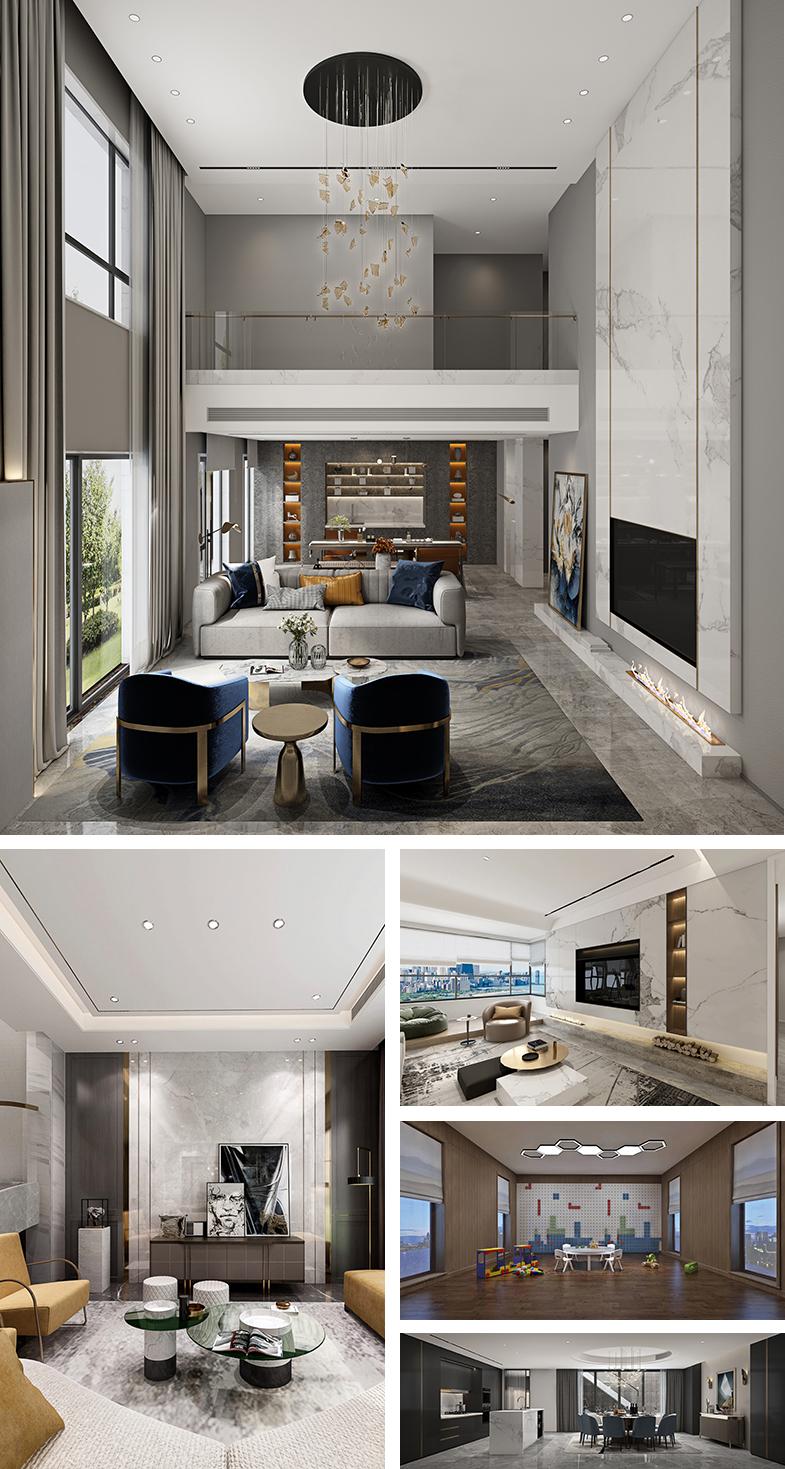 洋房別墅設計