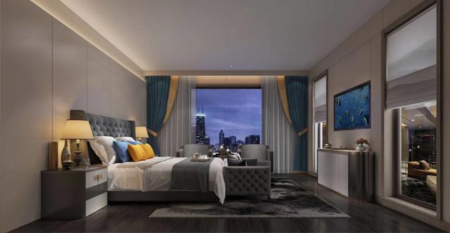 九龍坡洋房別墅設計