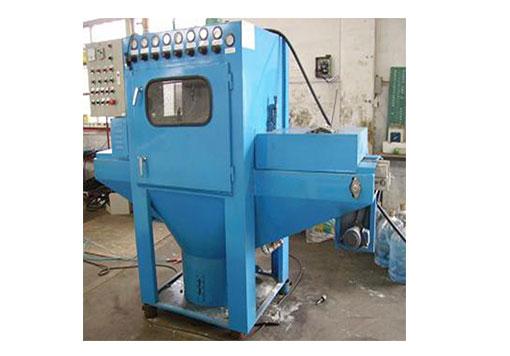 AB-1200W 濕式輸送式噴砂機