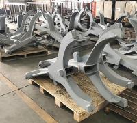焊接工加工件
