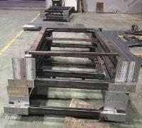 焊接件加工件