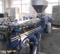 工程塑料造粒機