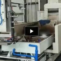 機械手磨床試機視頻