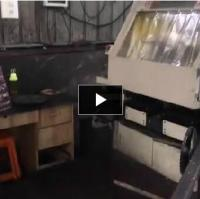 SKM7333雙工位平面磨床試機視頻