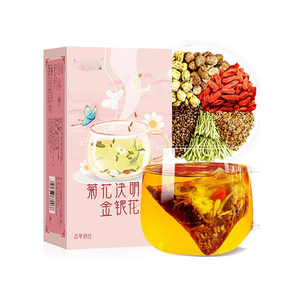 金银花/菊花固体饮料