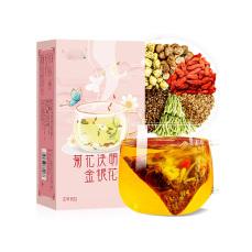 北京金银花/菊花固体饮料