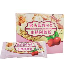 北京猴头菇鸡内金山楂植物固体饮料